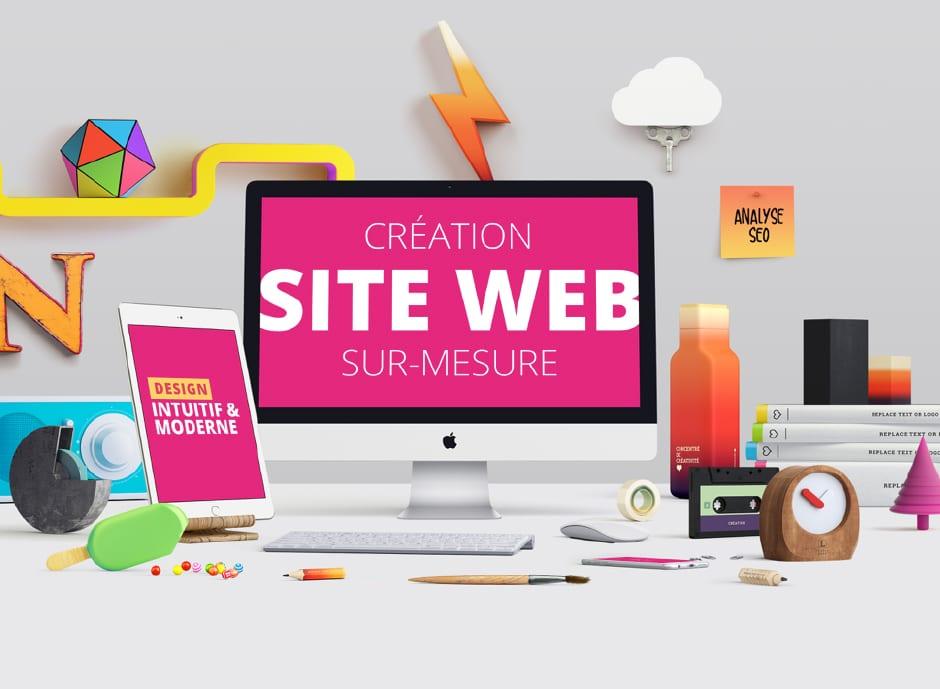 Les étapes à suivre lors de la création d'un site internet